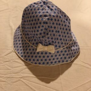 NWT Janie and Jack Beach Hat